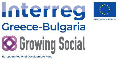 Interreg Growing Social logo