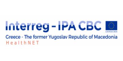 Interreg HealthNET logo
