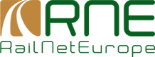 RailNetEurope logo